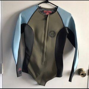 Billabong surf capsule wetsuit